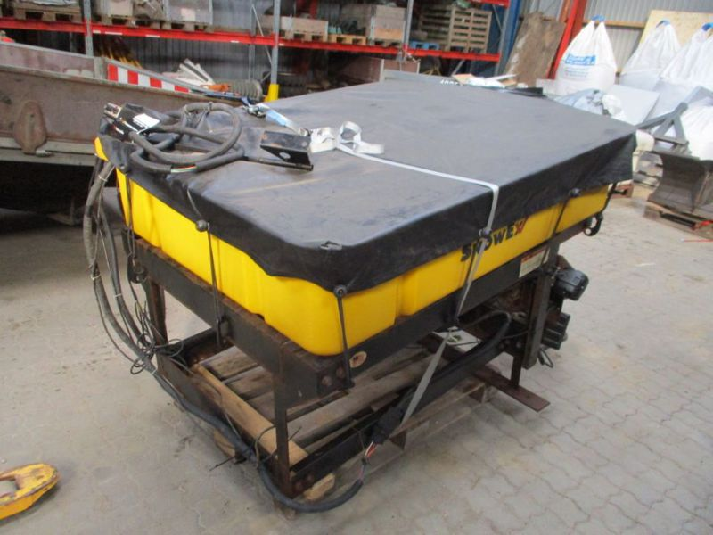 Saltspreder Snowe EV SP 6000  / salt spreader - 1