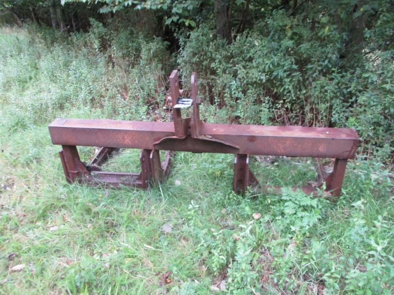 Kvas skubber 180 cm til traktor / Brushwood pusher for tractor - 3
