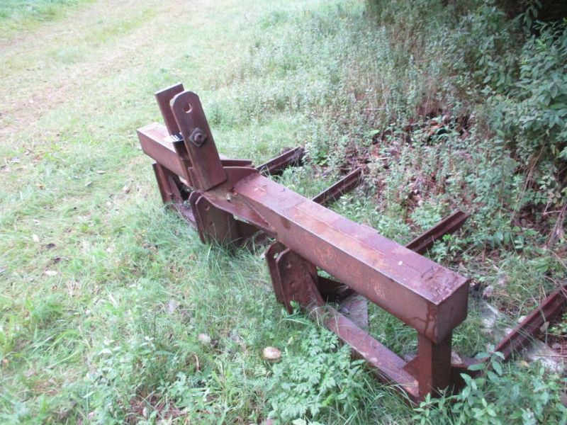 Kvas skubber 180 cm til traktor / Brushwood pusher for tractor - 4
