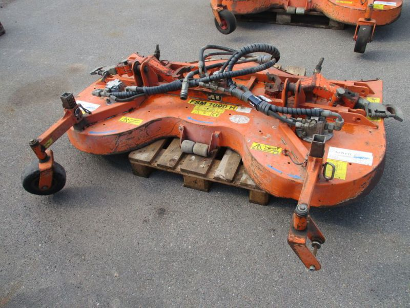 Schell Rotorklipper / mower - 5