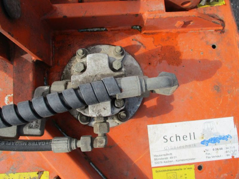 Schell Rotorklipper / mower - 9