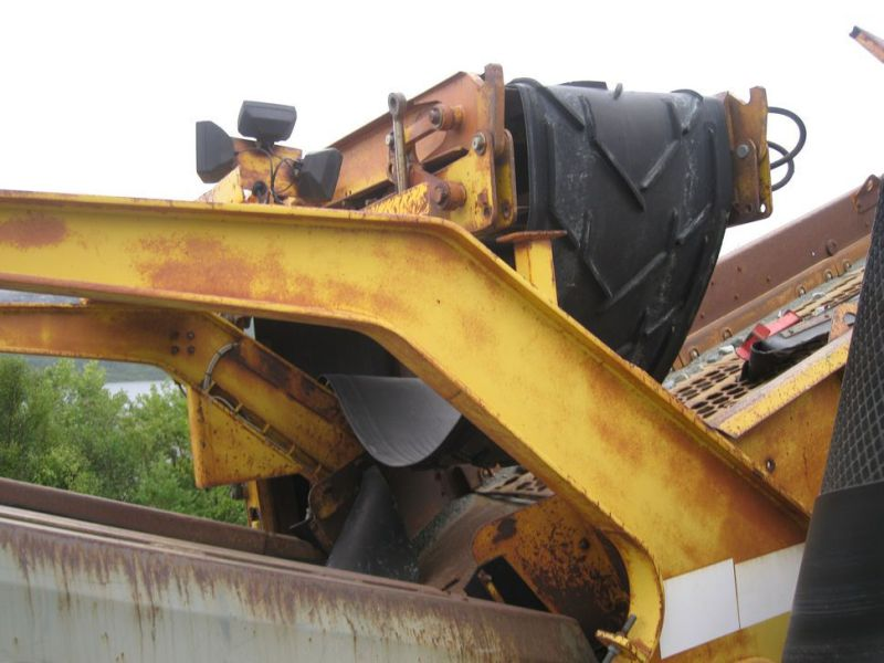 Keestrack Frontier mobile screener, belt mounted - 22