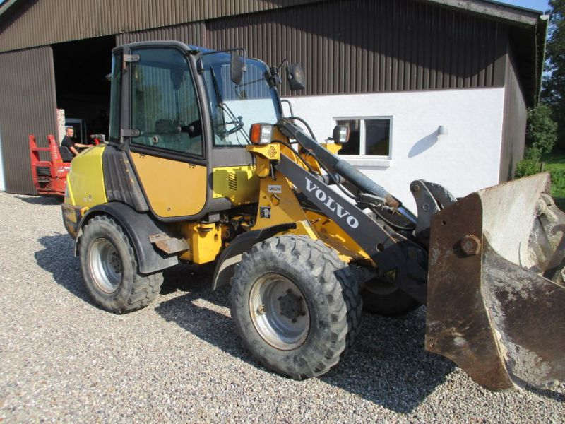 Volvo L 25 B-P gummiged / wheel loader - 2