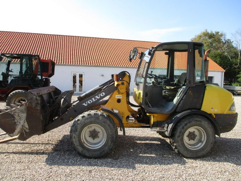 Volvo L 25 B-P gummiged / wheel loader - 9