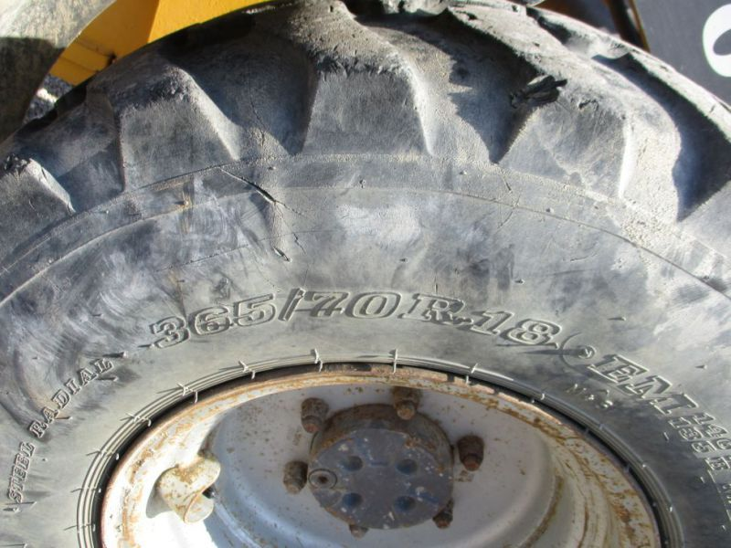Volvo L 25 B-P gummiged / wheel loader - 33