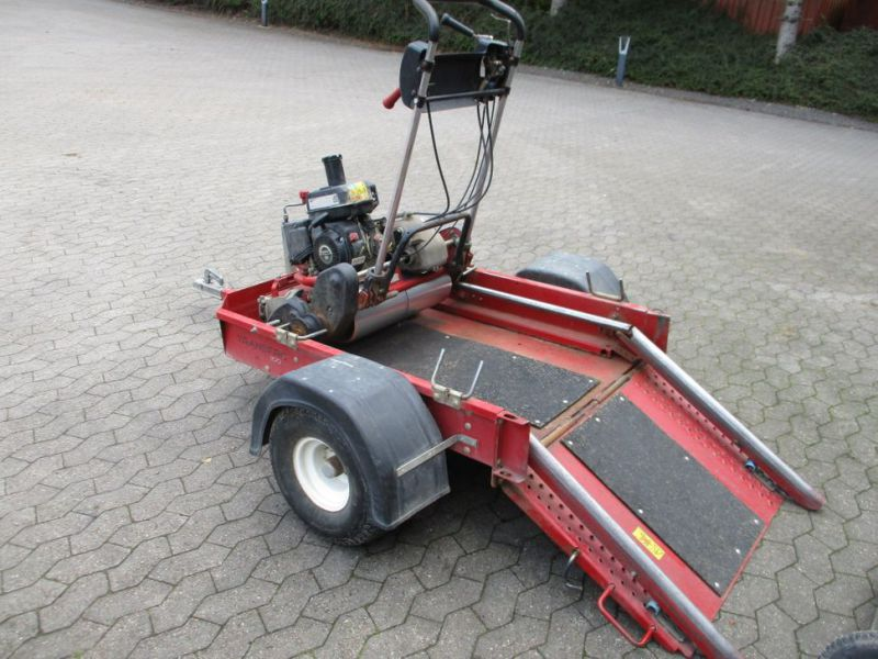 Greenklipper Toro Flex 21 -  på Trailer / mower on trailer - 0
