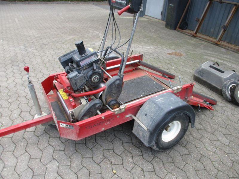 Greenklipper Toro Flex 21 -  på Trailer / mower on trailer - 1