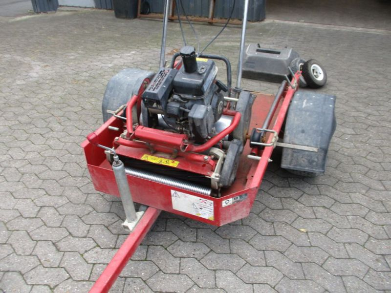 Greenklipper Toro Flex 21 -  på Trailer / mower on trailer - 2