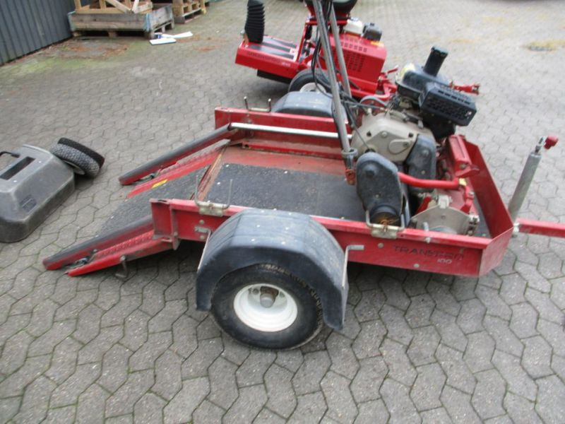 Greenklipper Toro Flex 21 -  på Trailer / mower on trailer - 4