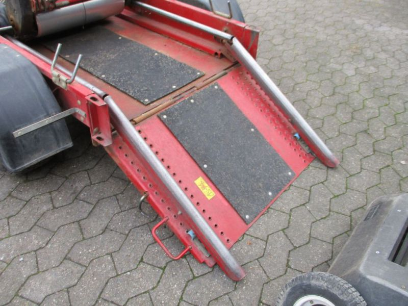 Greenklipper Toro Flex 21 -  på Trailer / mower on trailer - 8