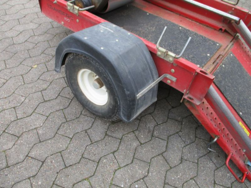 Greenklipper Toro Flex 21 -  på Trailer / mower on trailer - 9