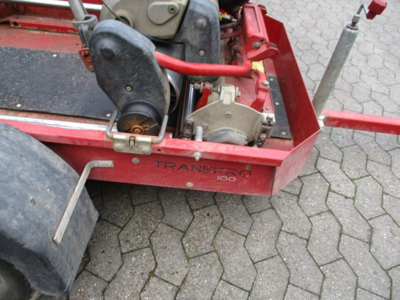 Greenklipper Toro Flex 21 -  på Trailer / mower on trailer - 23