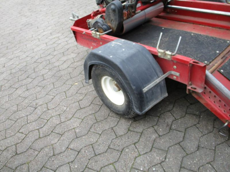 Greenklipper Toro Flex 21 -  på Trailer / mower on trailer - 26