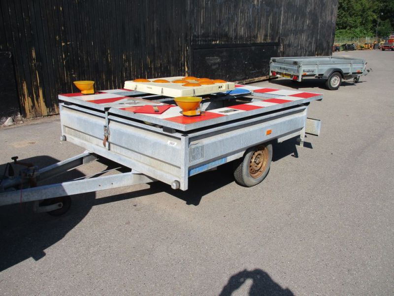 PMW signalvogn / signal trailer - 2
