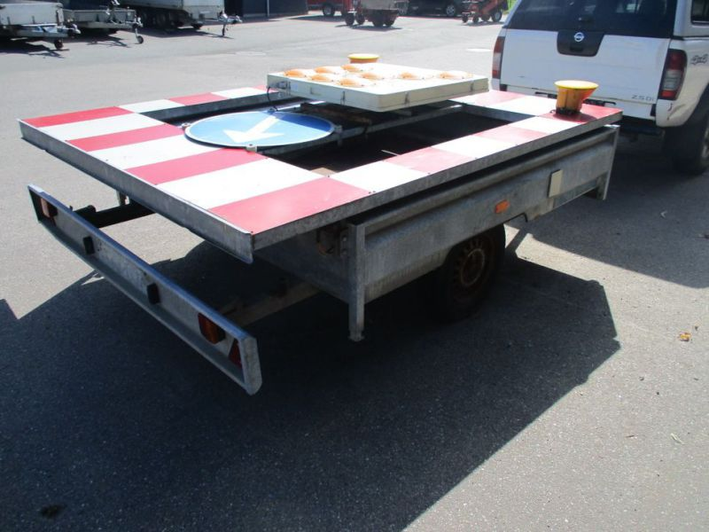 PMW signalvogn / signal trailer - 4