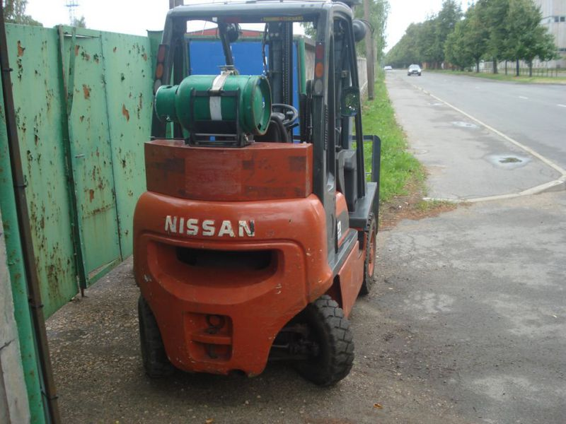 NISSAN UDO2A20PQ   - 3