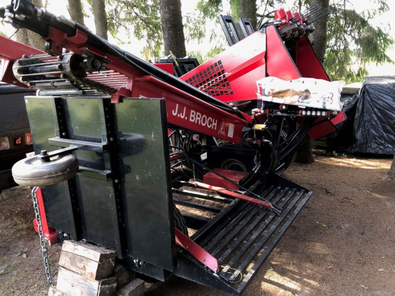 Set of Garlic planting and harvesting machines - 0