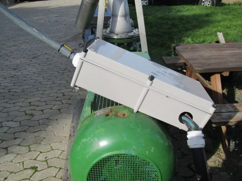 Dickow pumpe med 100 HK el motor / pump with 100 HP electric engine - 1