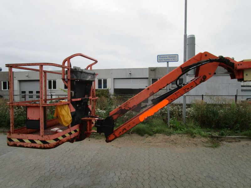 JLG 16 meter selvkørerne bomlift / self-propelled boom lift - 1
