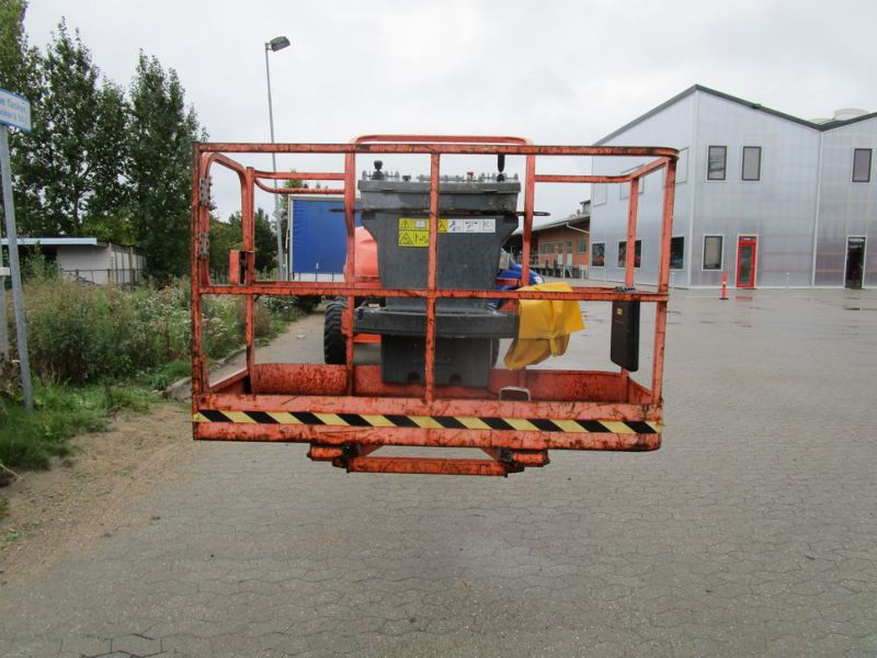JLG 16 meter selvkørerne bomlift / self-propelled boom lift - 3