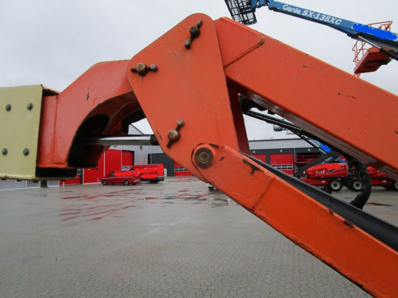 JLG 16 meter selvkørerne bomlift / self-propelled boom lift - 5