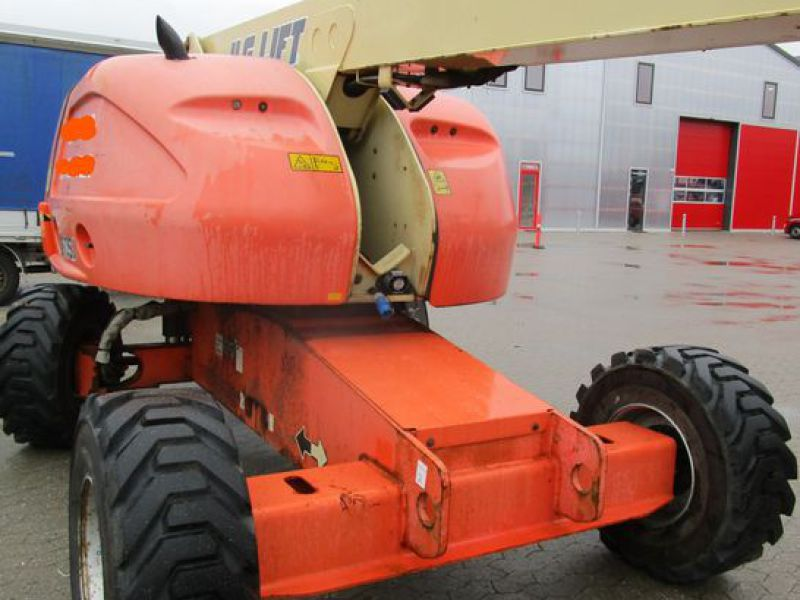JLG 16 meter selvkørerne bomlift / self-propelled boom lift - 6