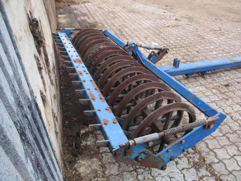 Jordpakker 210 cm med arm / soil packer with 210 cm arm - 0