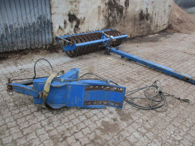Jordpakker 210 cm med arm / soil packer with 210 cm arm - 1