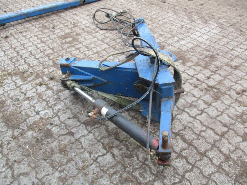 Jordpakker 210 cm med arm / soil packer with 210 cm arm - 2