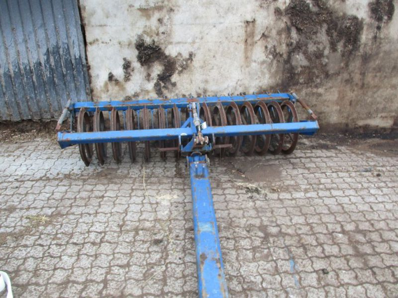 Jordpakker 210 cm med arm / soil packer with 210 cm arm - 7