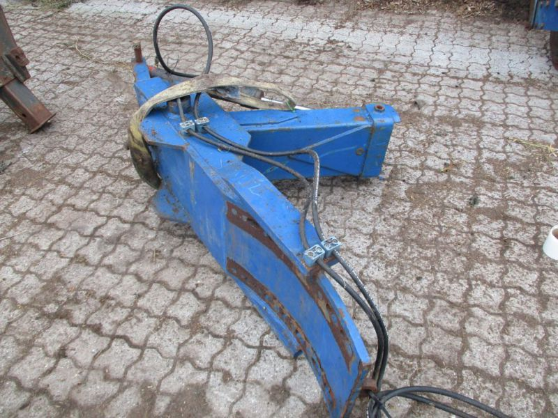 Jordpakker 210 cm med arm / soil packer with 210 cm arm - 8