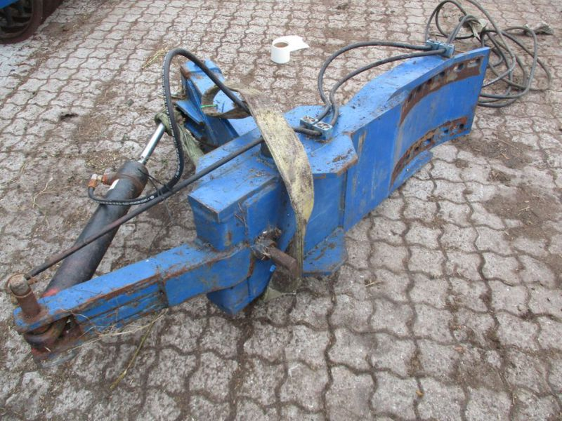 Jordpakker 210 cm med arm / soil packer with 210 cm arm - 9