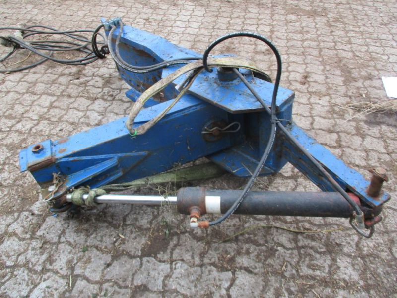 Jordpakker 210 cm med arm / soil packer with 210 cm arm - 10