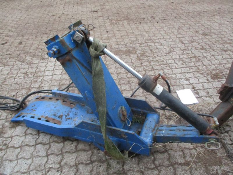 Jordpakker 210 cm med arm / soil packer with 210 cm arm - 11