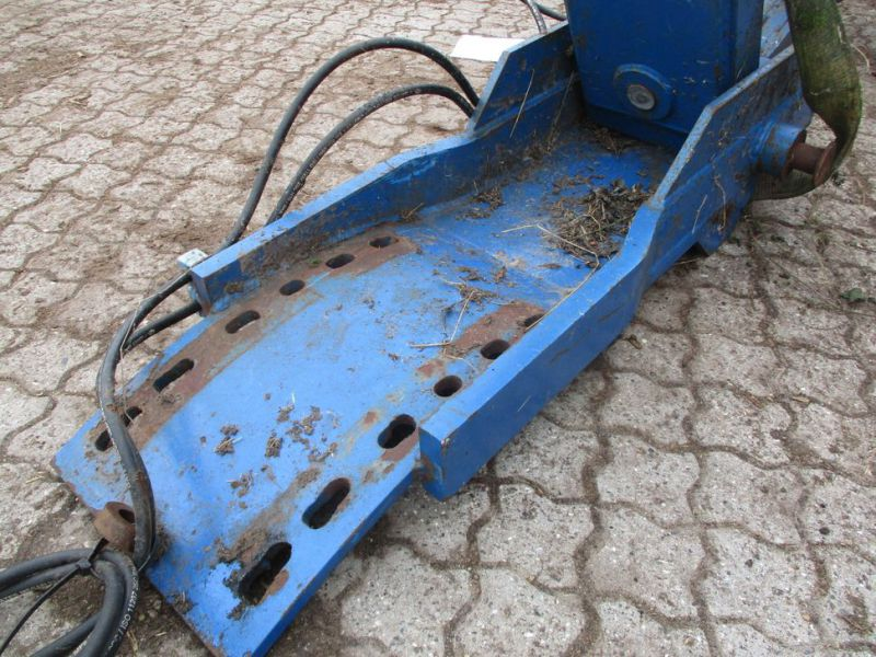 Jordpakker 210 cm med arm / soil packer with 210 cm arm - 12