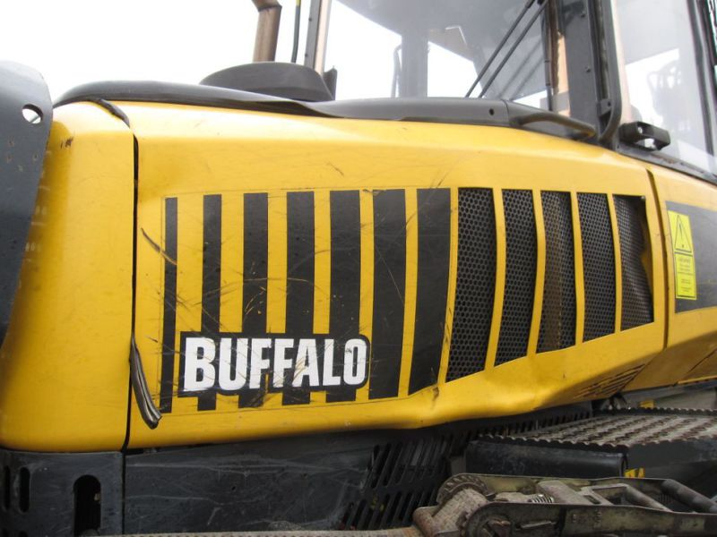 PONSSE BUFFALO 8W Udkørselsmaskine 2012 / Forwarder - 43