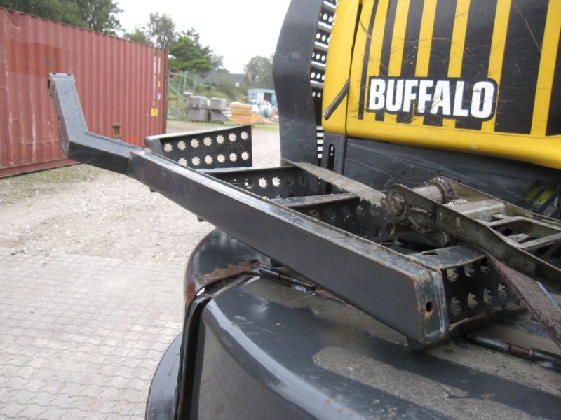PONSSE BUFFALO 8W Udkørselsmaskine 2012 / Forwarder - 46