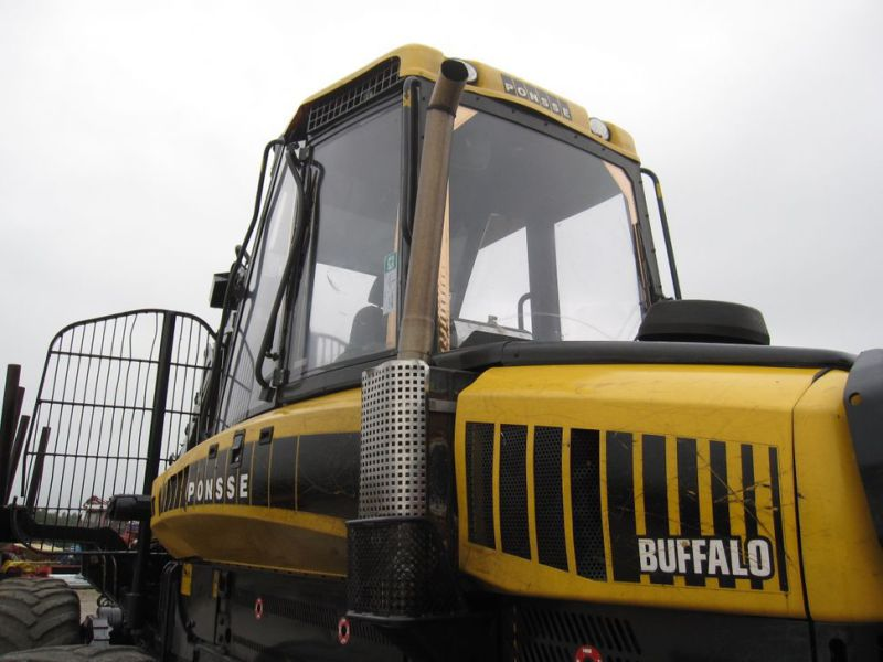 PONSSE BUFFALO 8W Udkørselsmaskine 2012 / Forwarder - 47