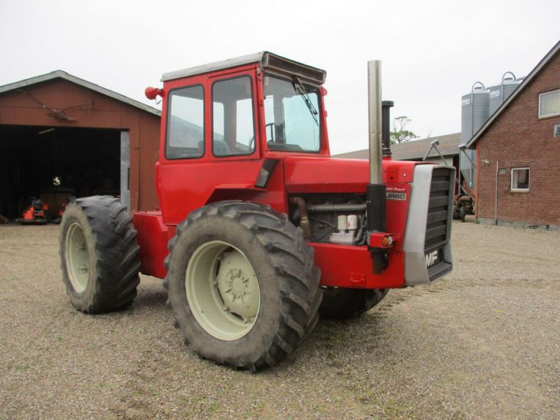 Massey Fergusson 1200 Multi Power traktor / tractor - 0
