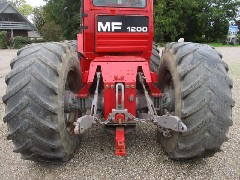 Massey Fergusson 1200 Multi Power traktor / tractor - 3