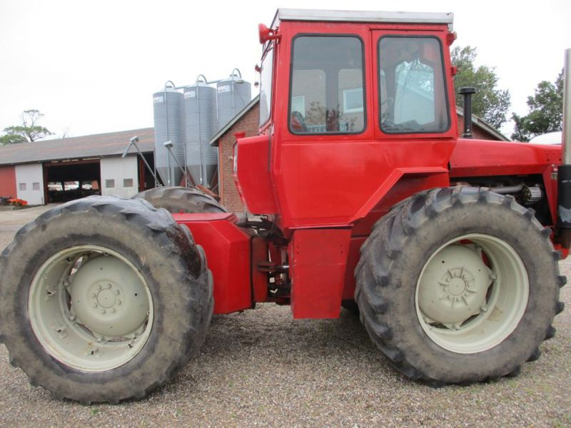 Massey Fergusson 1200 Multi Power traktor / tractor - 4