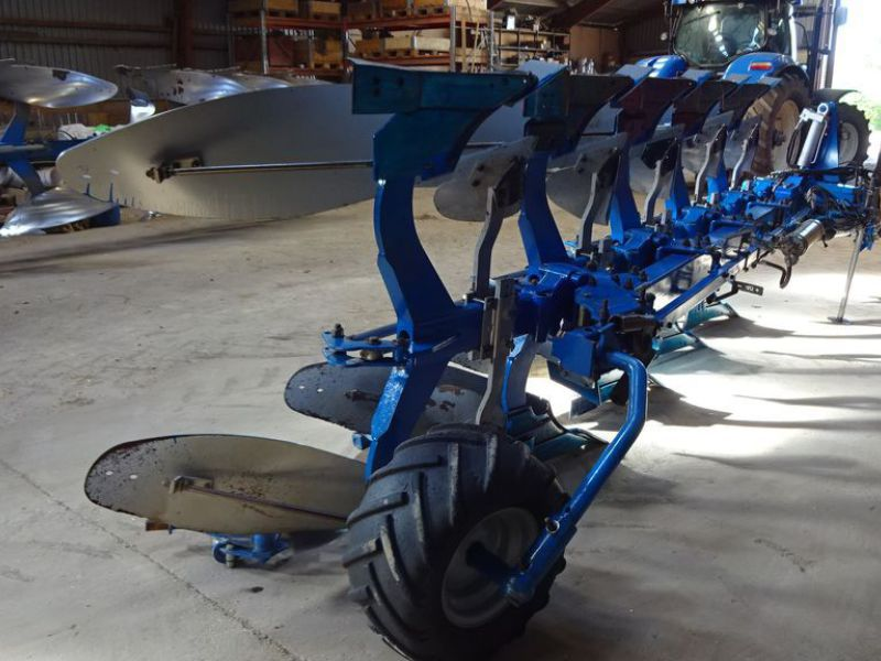 Øverum Vario-Flex vendeplov / Reversible Plough - 4