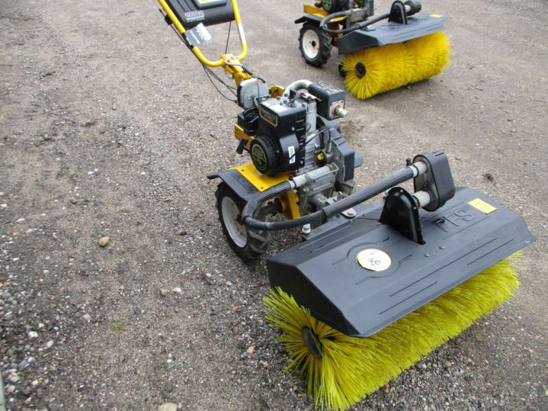 Texas Futura 2002 med Kost / with sweeper - 0
