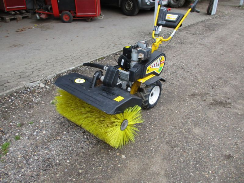 Texas Futura 2002 med Kost / with sweeper - 2