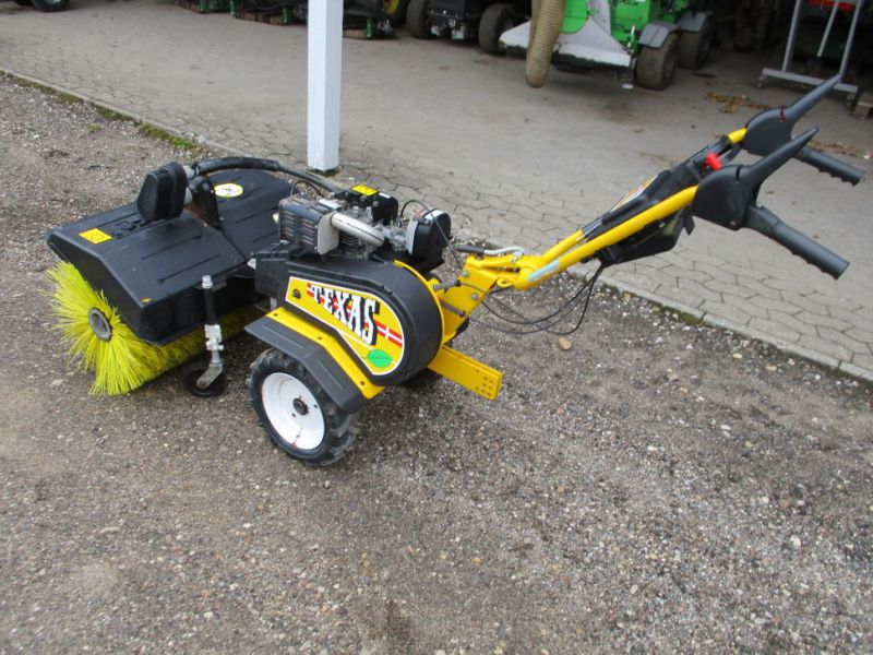 Texas Futura 2002 med Kost / with sweeper - 3
