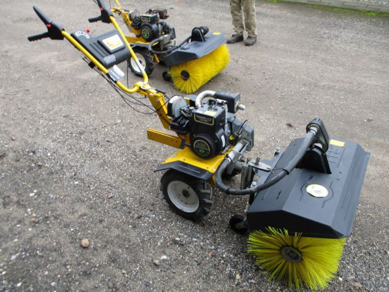 Texas Futura 2002 med Kost / with sweeper - 6