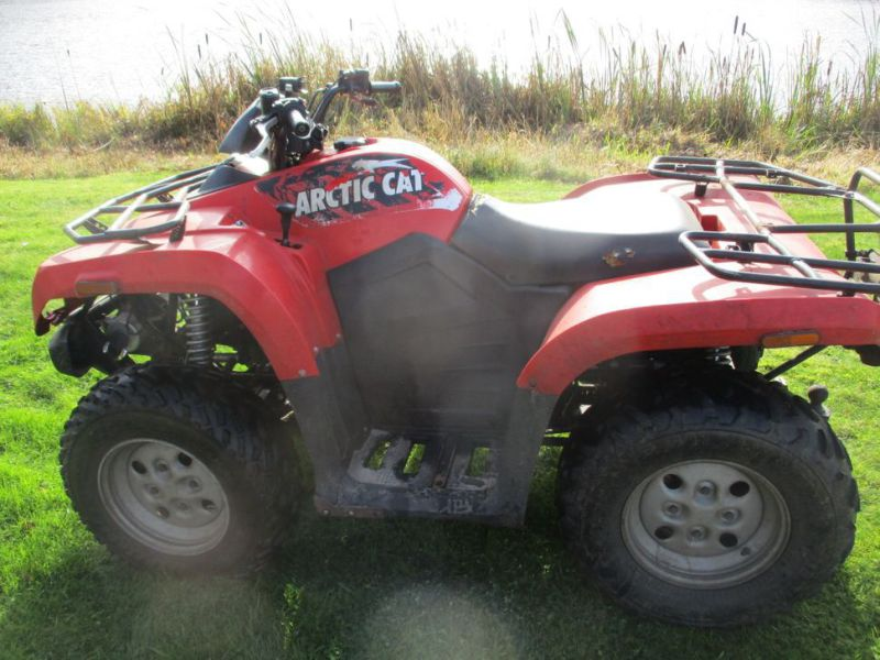 Arctic Cat ATV - 2