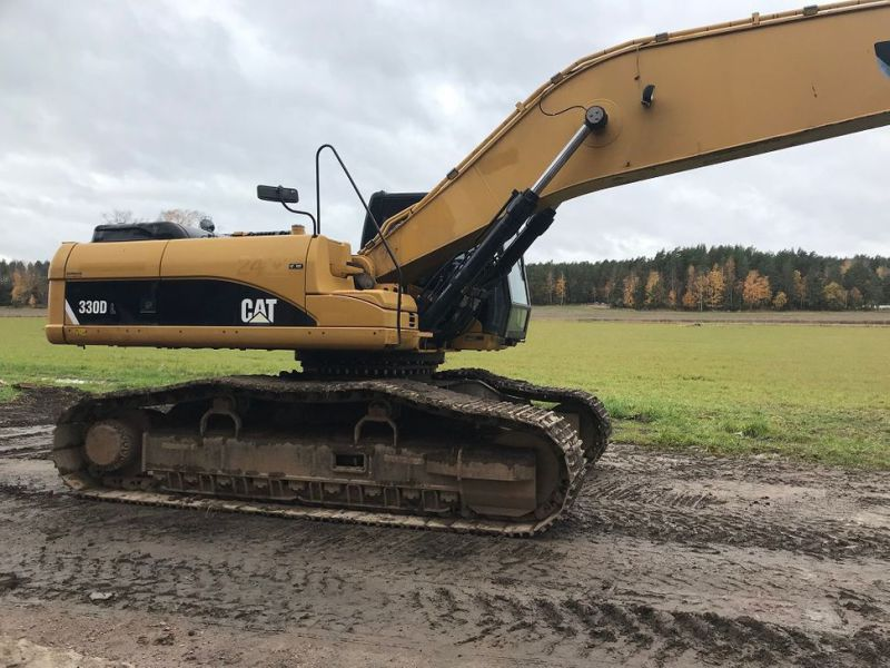 Cat 330 D  long reach  - 3