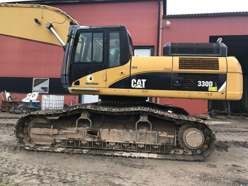 Cat 330 D  long reach  - 6