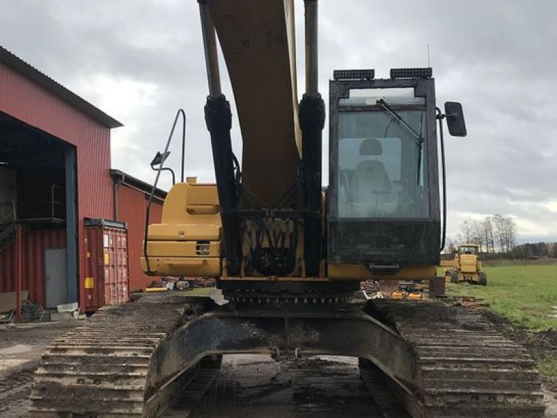 Cat 330 D  long reach  - 8